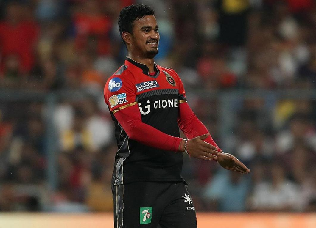 Tracking the form of RCB all-rounder, Pawan Negi.