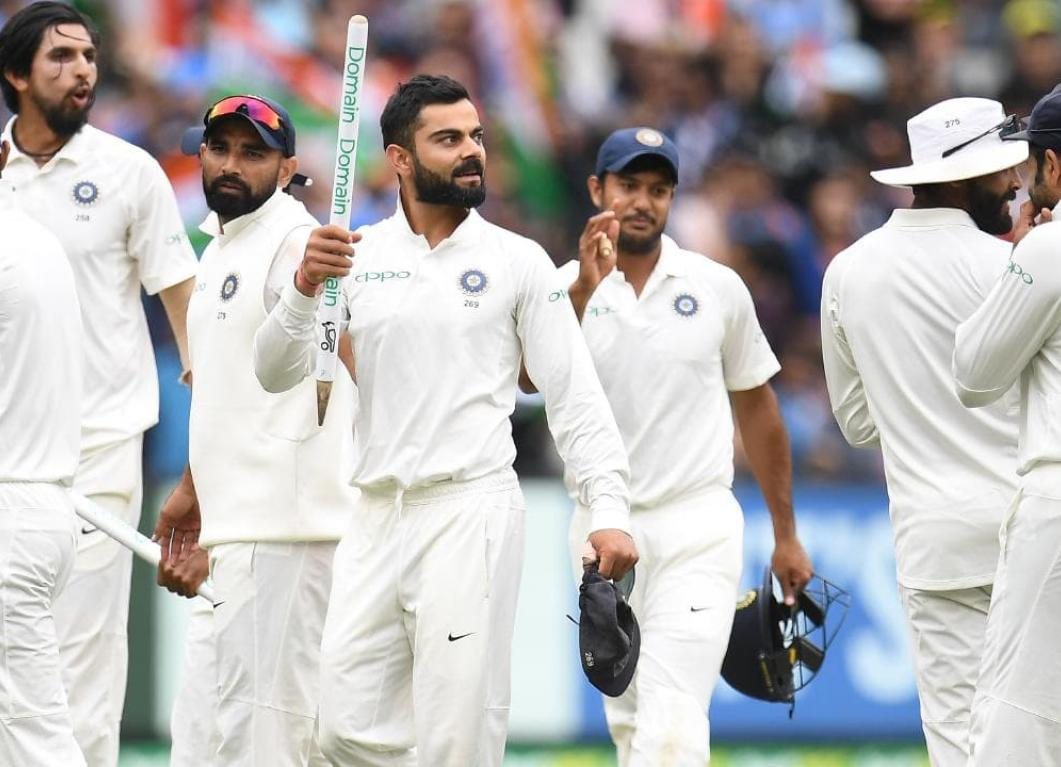 Indian Cricket Team drops to number 3 in the latest ICC Rankings for  TestsIndian Cricket Team drops to number 3 in the latest ICC Rankings for  Tests