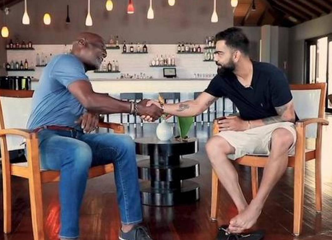 Virat Kohli once refused to be compared to Sir Vivian Richards, calling the latter too great