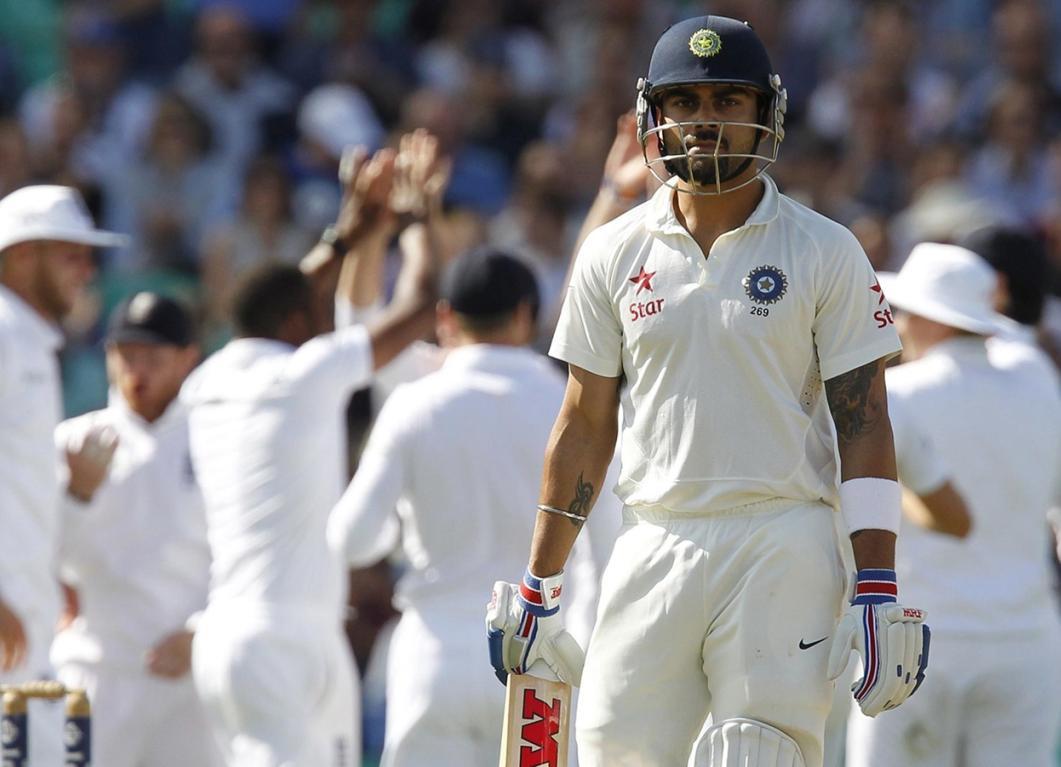 Virat Kohli recalls the 2014 India's tour of England.