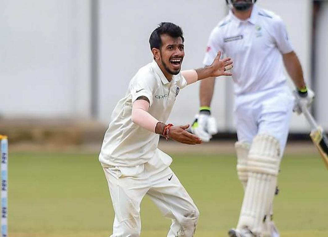 RCB spin wizard Yuzvendra Chahal expresses his desire to play Test cricket