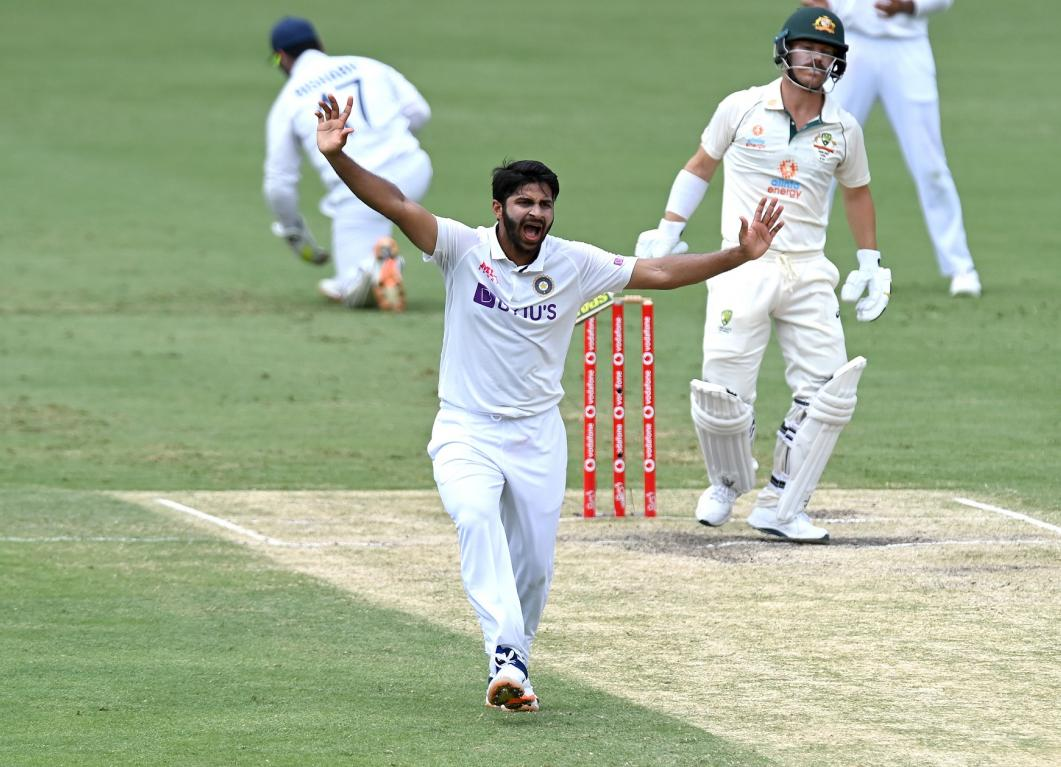 India pacer Shardul Thakur expresses his delight after getting rich praises  from everyone for his brilliant performance against Australia