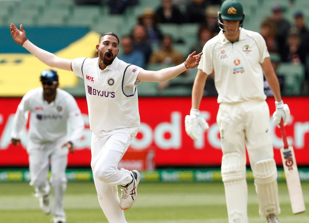 Siraj has the potential to be a great international cricketer: VVS Laxman