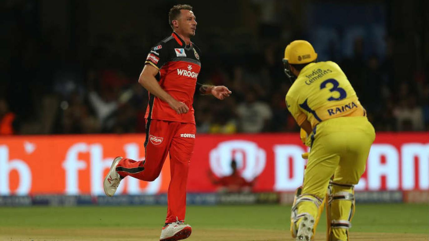 South African fast bowler Dale Steyn will lead the RCB bowling annex when cricket resumes.