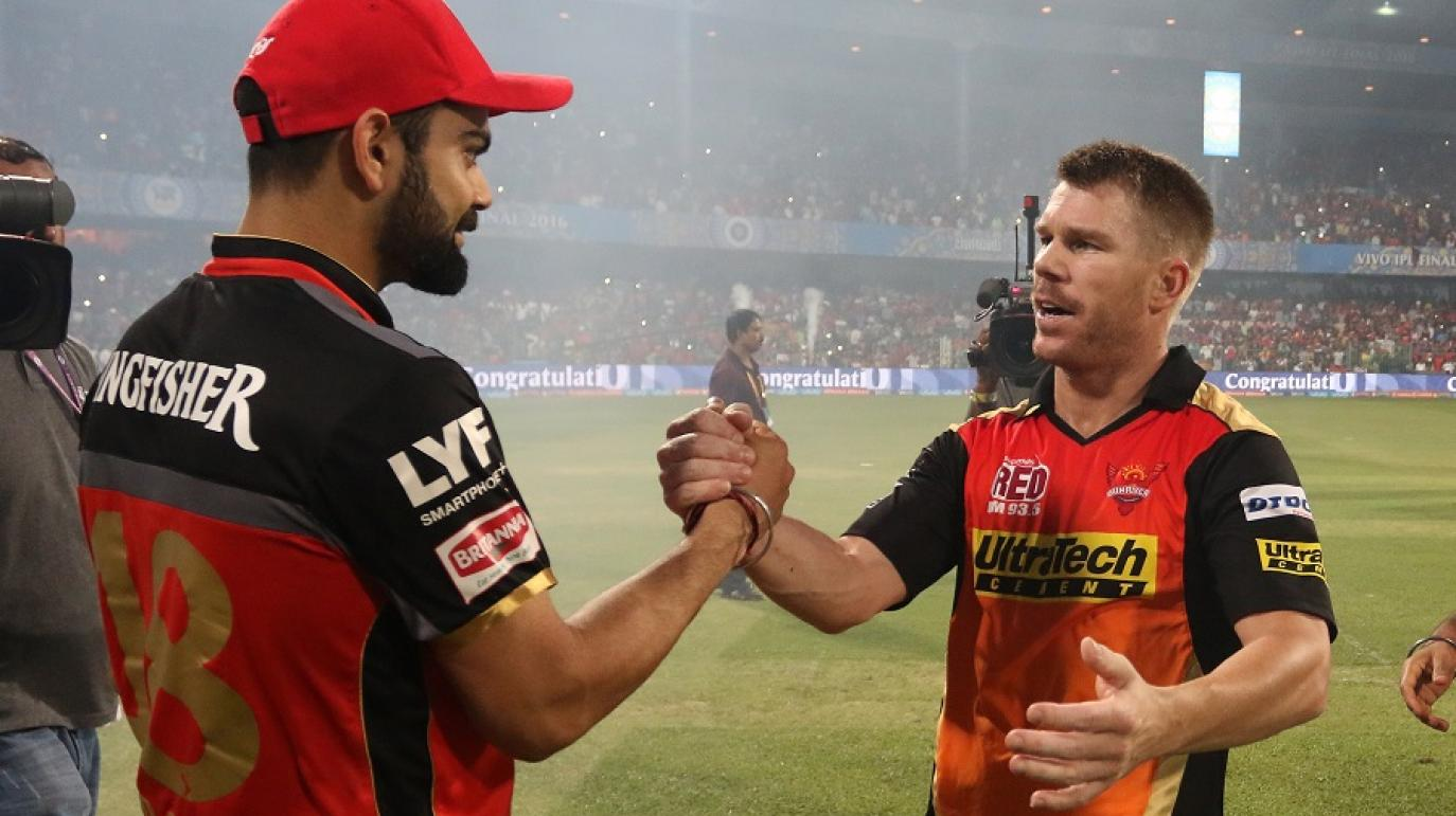 Royal Challengers Bangalore and Sunrisers Hyderabad prepare to renew rivalry