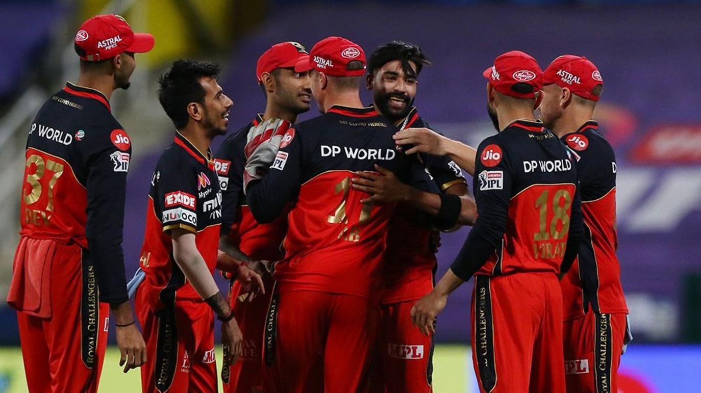 Siraj stars as RCB demolish KKR