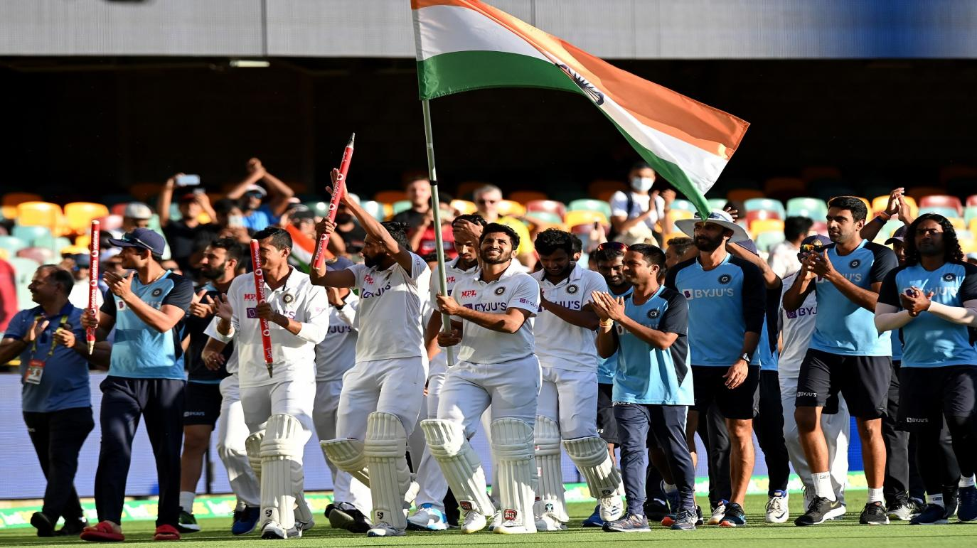 Border Gavaskar Trophy: India move to the top spot in the World Test Championship rankings