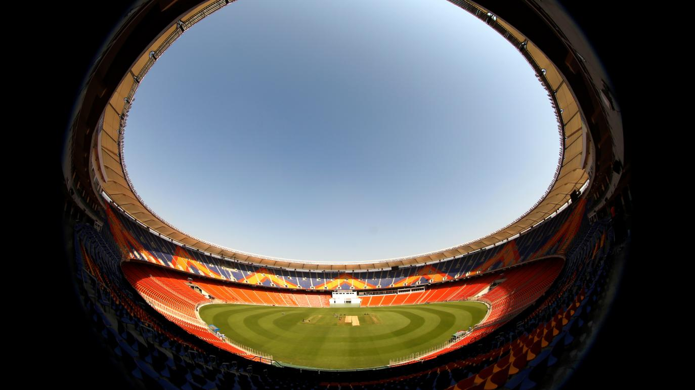 Motera Stadium officially renamed Narendra Modi Stadium; the world's largest cricket stadium