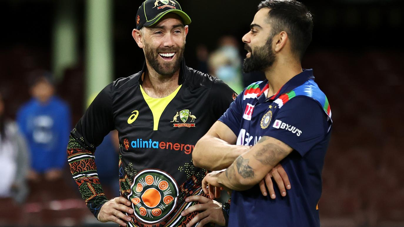 Virat has been the pinnacle of the game, looking forward to working with him at RCB: Glenn Maxwell