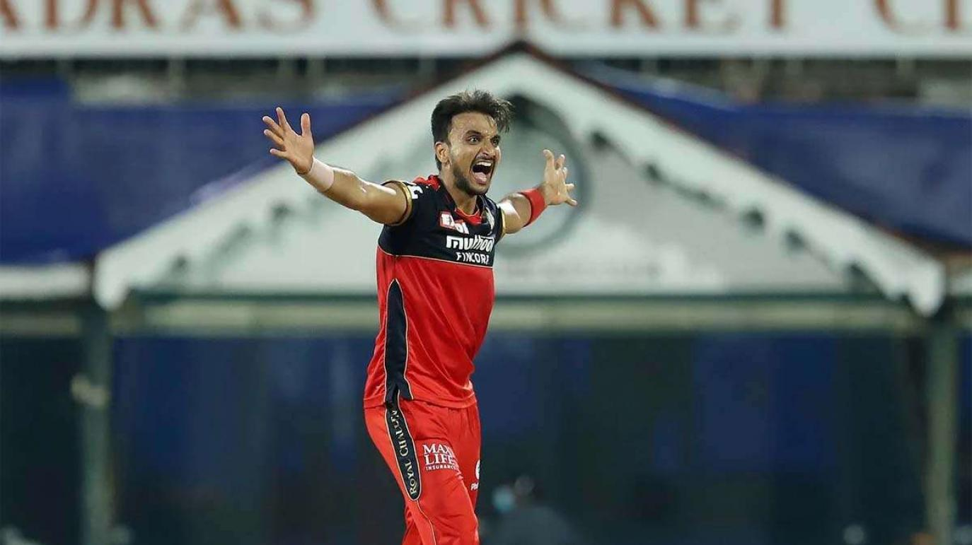 Performer of the Match: Harshal Patel