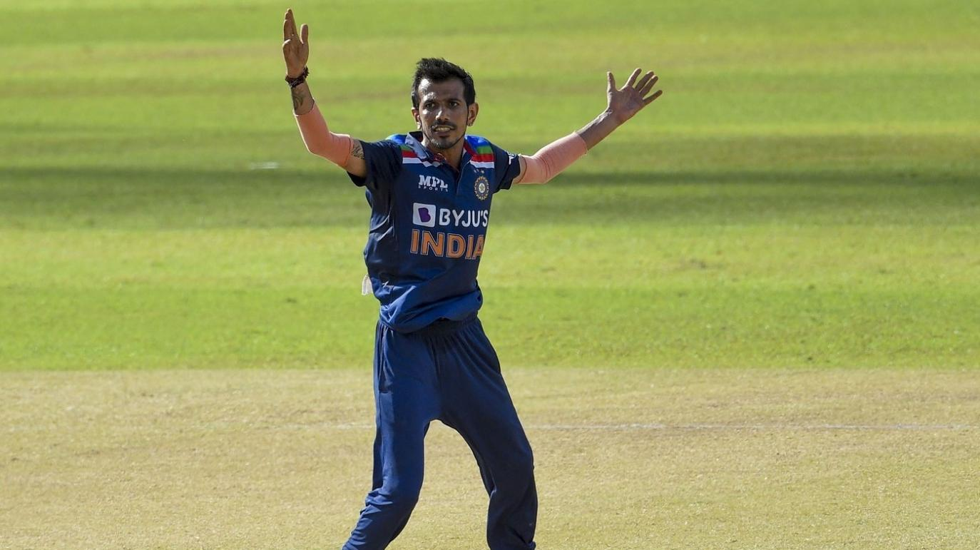 Yuzvendra Chahal, K Gowtham test positive for COVID-19
