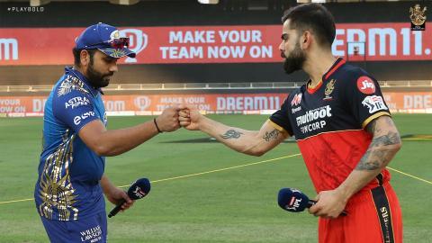 Virat Kohli and Rohit Sharma IPL