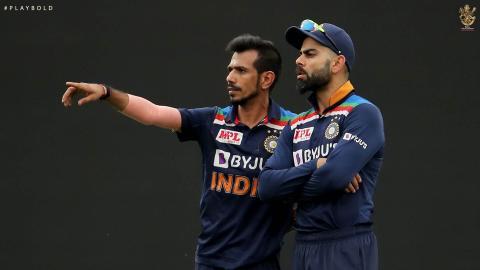 Aus v Ind ODI 22