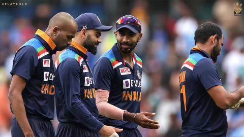 Aus v Ind ODI 23