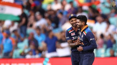 Aus v Ind T20 23